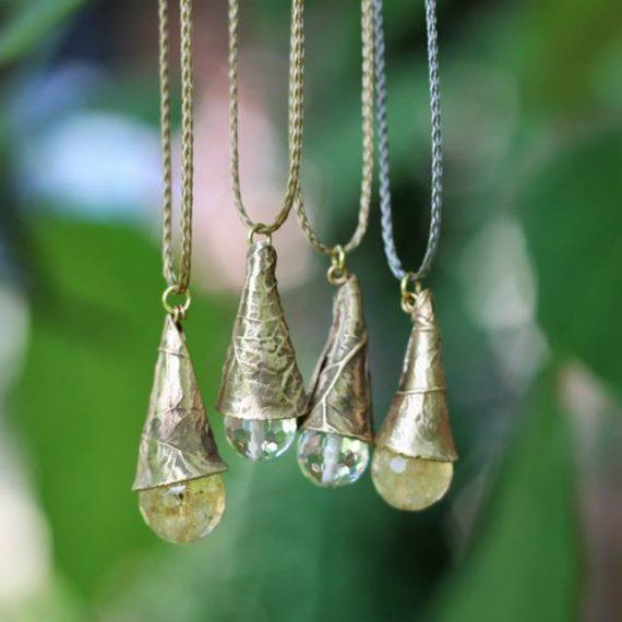 biżuteria artystyczna dzwoneczki