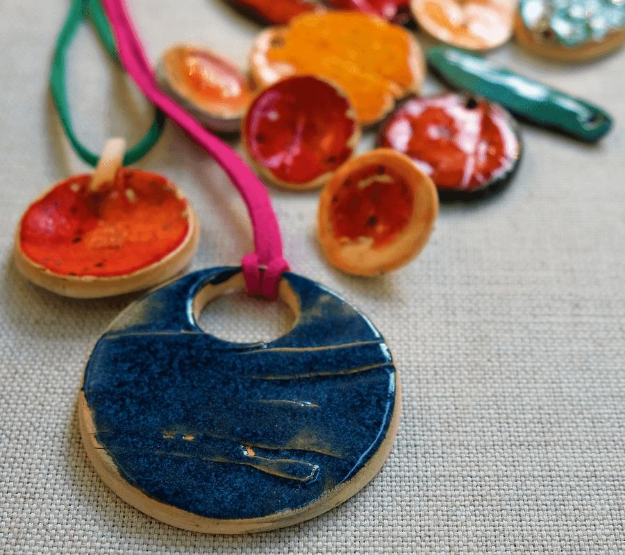 biżuteria farby naszkliwne