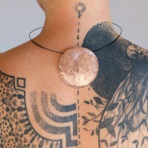 biżuteria artystyczna z miedzi