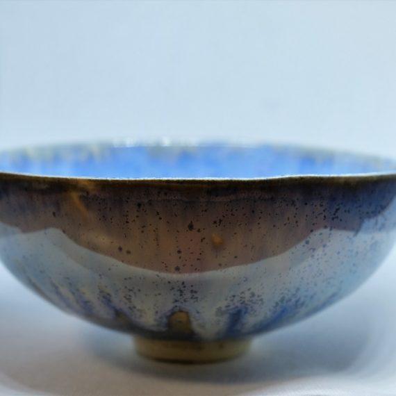ceramika miseczka niebieska