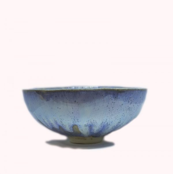 Ceramika -miseczka niebieska